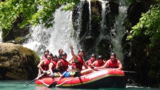 KOSTARIKA Rafting Pacuare Nahled