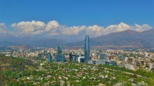 Santiago De Chile 1308785